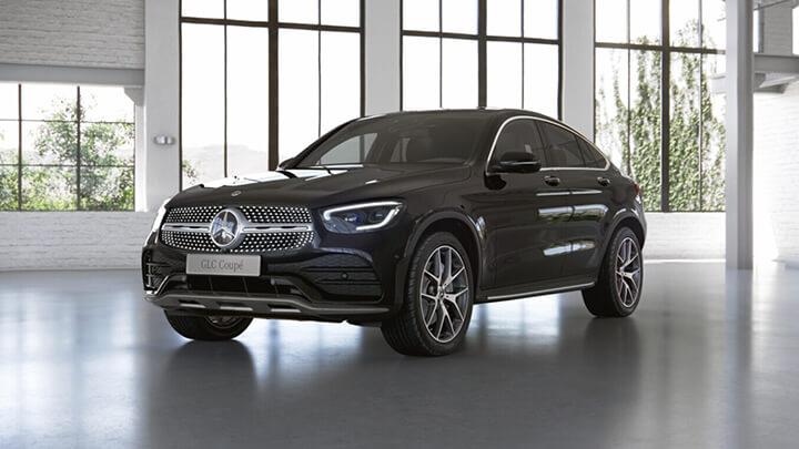 Mercedes-Benz GLC Coupé AMG Line Premium Plus