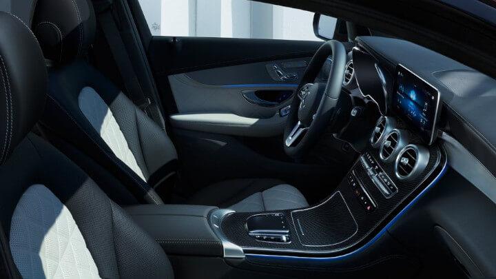 Mercedes-Benz GLC Coupé Interior
