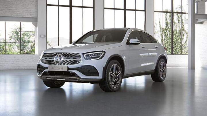 Mercedes-Benz GLC Coupé Sport