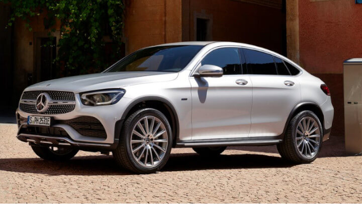 Mercedes-Benz GLC Coupe PHEV