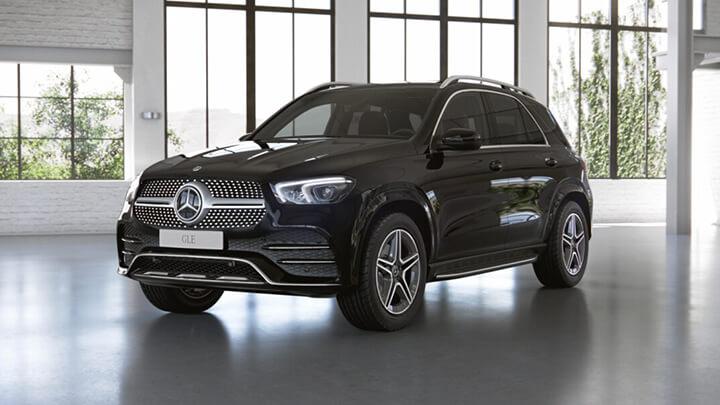 Mercedes-Benz GLE AMG Line