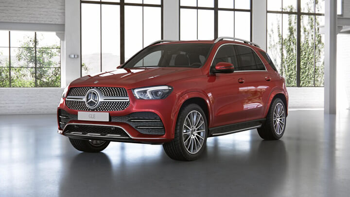 Mercedes-Benz GLE AMG Line Executive