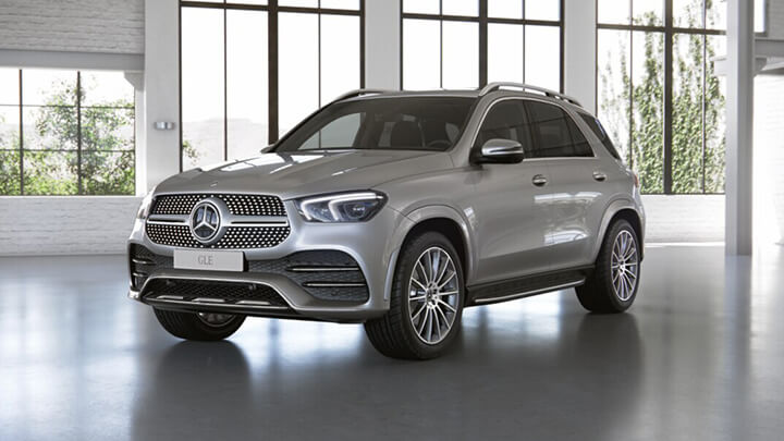 Mercedes-Benz GLE AMG Line Premium
