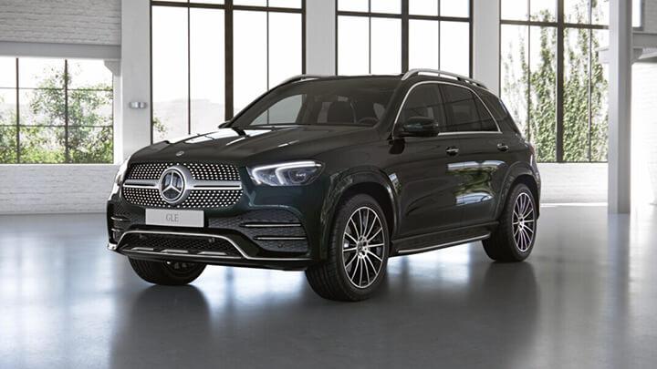Mercedes-Benz GLE Premium Plus