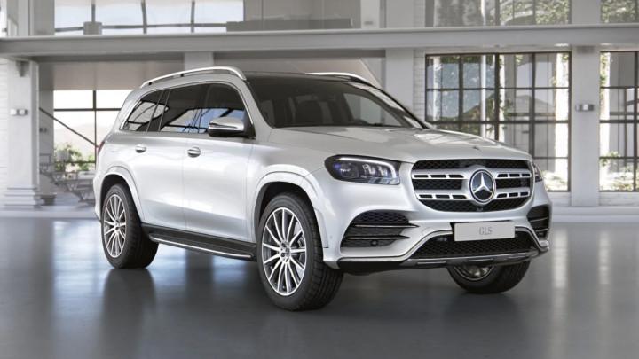Mercedes-Benz GLS AMG Line Premium