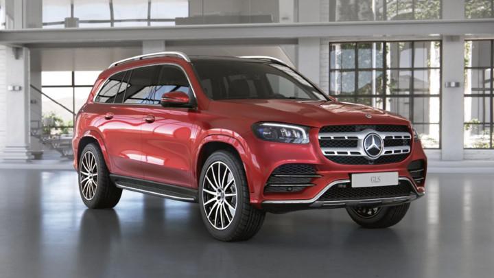 Mercedes-Benz GLS AMG Line Premium Plus
