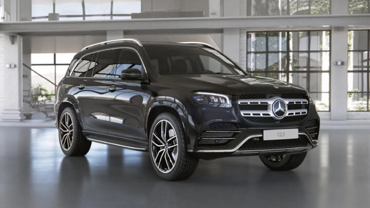 Mercedes-Benz GLS AMG Line Premium Plus Executive