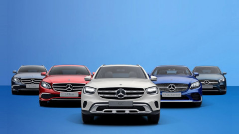 Mercedes-Benz Range