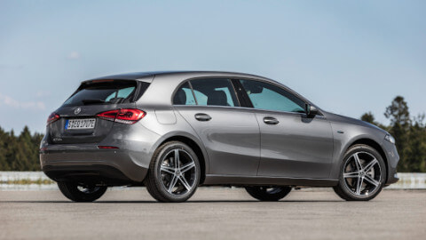 Mercedes-Benz A-Class Hatchback Plug-in Hybrid Rear