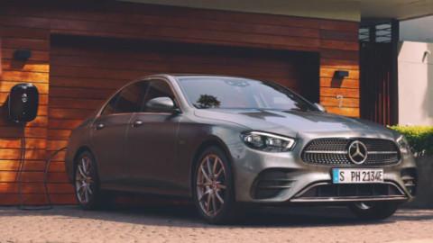 Mercedes-Benz E-Class Saloon PHEV