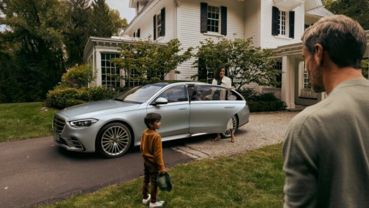 Mercedes-Benz S-Class Practicality