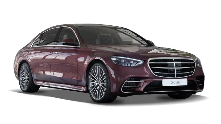 Mercedes-Benz S-Class Long AMG Line Premium Plus