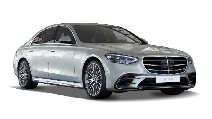 Mercedes-Benz S-Class Long AMG Line Premium Plus Executive