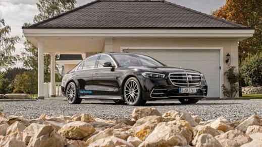 Mercedes-Benz S-Class Plug-in Hybrid