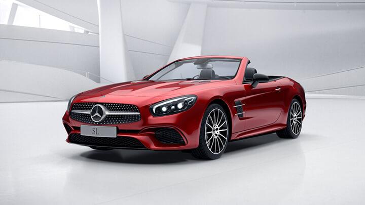 Mercedes-Benz SL Grand Edition Premium