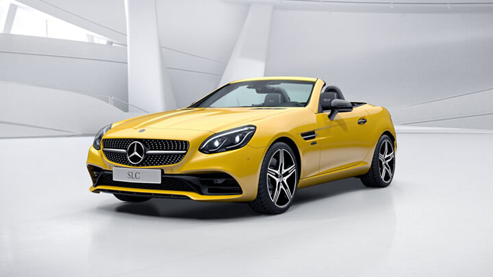 Mercedes-Benz SLC Final Edition Premium