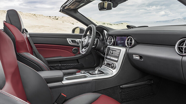 Mercedes-Benz SLC Interior