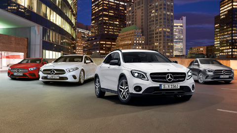 Mercedes-Benz Motability Offers