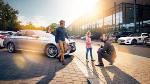 Mercedes-Benz Locations