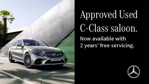 Approved Used C-Class Promotion