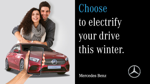 Choose: Mercedes-Benz