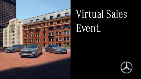 Mercedes-Benz Virtual Sales Event