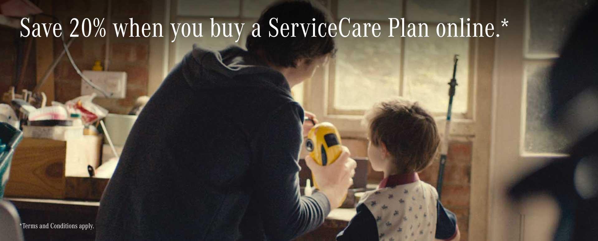 Mercedes-Benz Service Care Plan