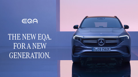 Mercedes-Benz EQA: Low APR