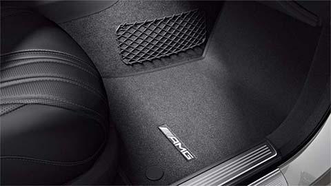 mercedes-benz car mats