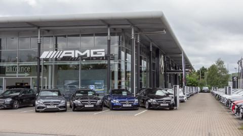 Stratstone Mercedes-Benz Retailer