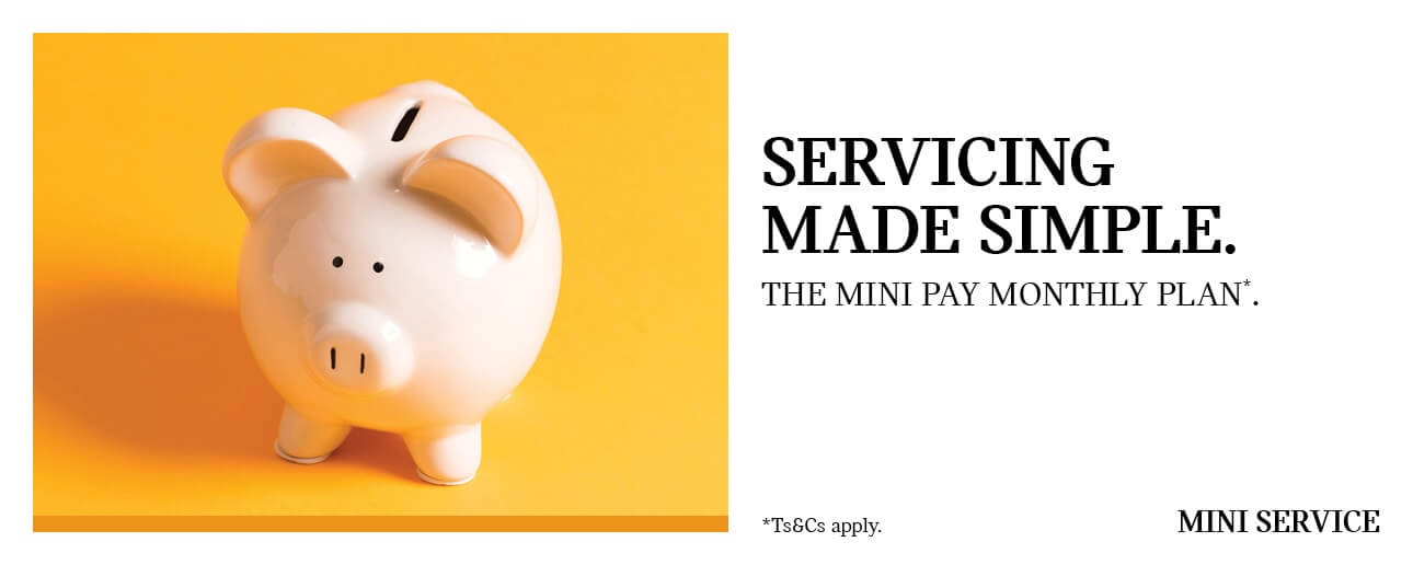pay monthly car servicing