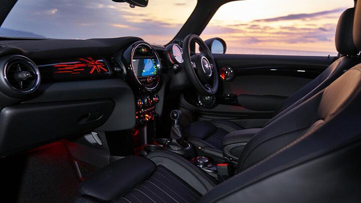 MINI 3-door Hatch Interior