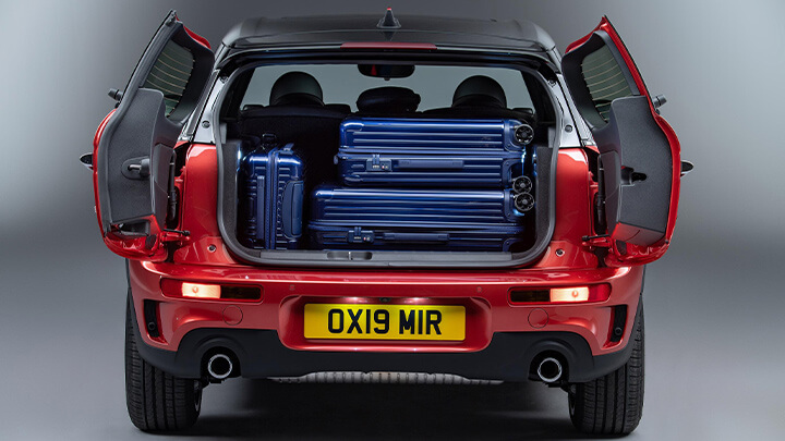 MINI Clubman Cargo Space