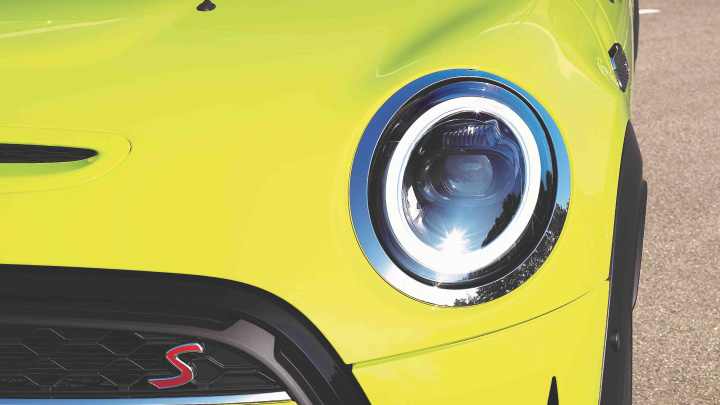 MINI Convertible Headlight
