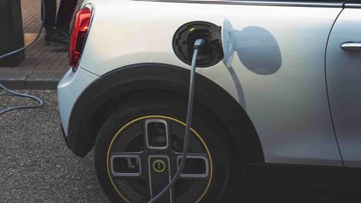 MINI 3-door Electric Charging