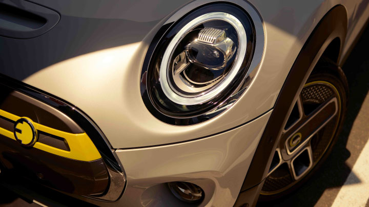 MINI Electric Detail