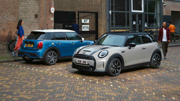 MINI 3-door and 5-door Hatch