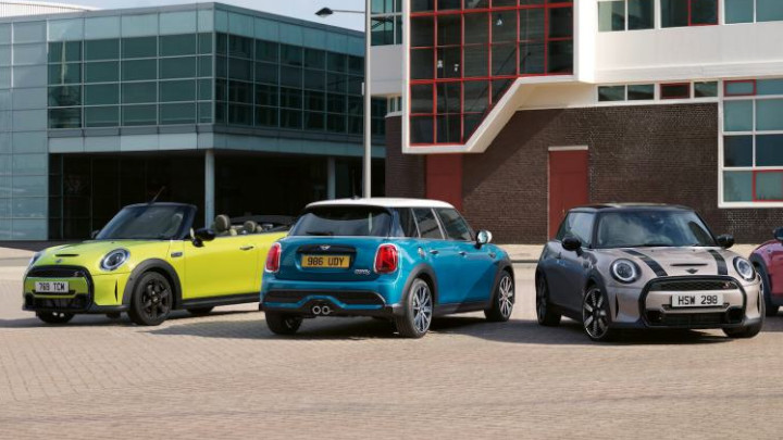 MINI Hatch and Convertible