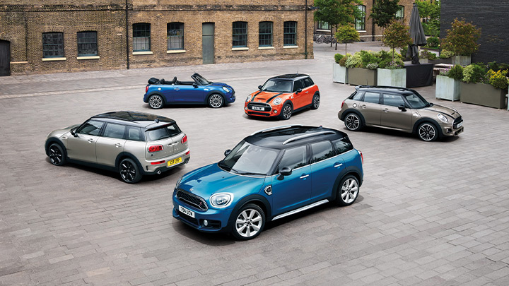 MINI New Car Range