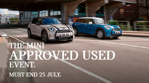 MINI Approved Used