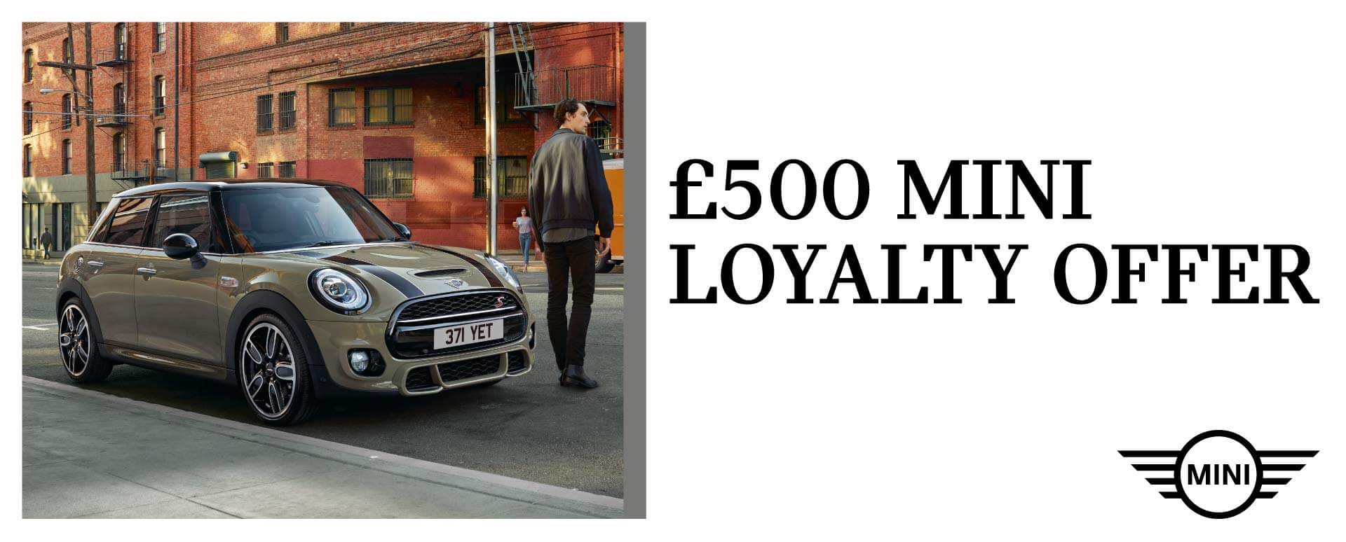 MINI Loyalty Offer