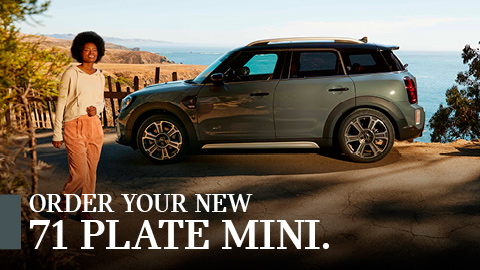 Order your new 71 Plate MINI