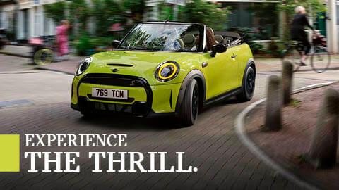 MINI - Experience the Thrill