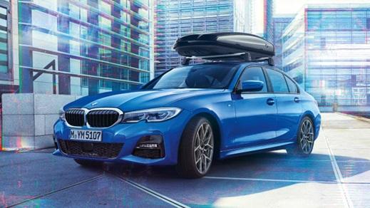Stowage Box BMW