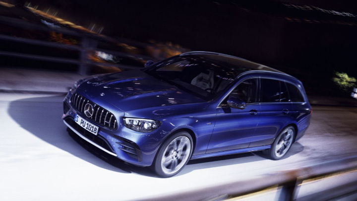 Nearly-New Mercedes-Benz E-Class Estate