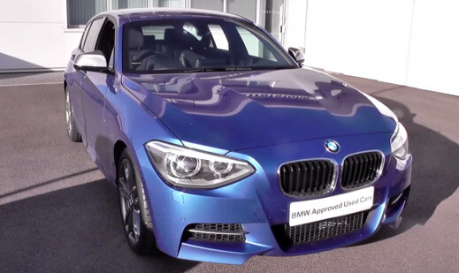 approved used bmw 1 series