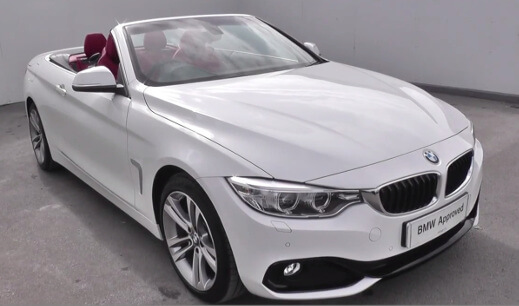 approved used bmw 4 series convertible
