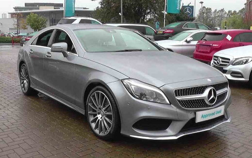 approved used mercedes-benz