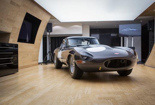 stratstone jaguar e-type