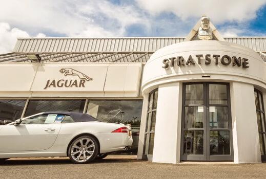 jaguar houghton le spring